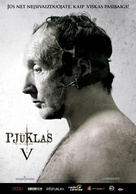 Saw V - Lithuanian Movie Poster (xs thumbnail)