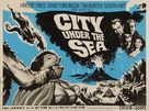 The City Under the Sea - British Movie Poster (xs thumbnail)