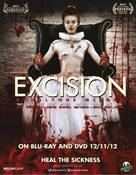 Excision - British Video release poster (xs thumbnail)