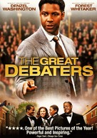 The Great Debaters - Movie Cover (xs thumbnail)