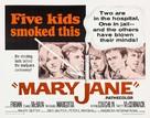 Maryjane - Movie Poster (xs thumbnail)