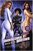 Undercover Brother - Movie Poster (xs thumbnail)
