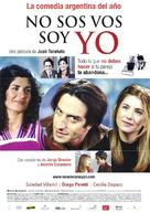 No sos vos, soy yo - Argentinian Movie Poster (xs thumbnail)