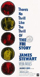 The FBI Story - Theatrical poster (xs thumbnail)