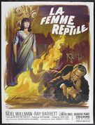 The Reptile - French Movie Poster (xs thumbnail)