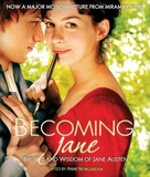Becoming Jane - Movie Poster (xs thumbnail)