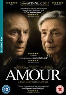 Amour - British DVD movie cover (xs thumbnail)