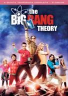 """The Big Bang Theory"" - Brazilian DVD cover (xs thumbnail)"