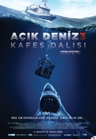 Cage Dive - Turkish Movie Poster (xs thumbnail)