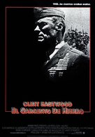 Heartbreak Ridge - Spanish Movie Poster (xs thumbnail)
