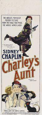 Charley's Aunt - Australian Movie Poster (xs thumbnail)