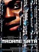 Madame Satã - French Movie Poster (xs thumbnail)