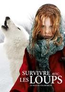 Survivre avec les loups - French poster (xs thumbnail)
