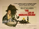 The Private Life of Sherlock Holmes - British Movie Poster (xs thumbnail)