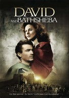 David and Bathsheba - DVD cover (xs thumbnail)
