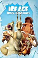 Ice Age: Dawn of the Dinosaurs - British poster (xs thumbnail)