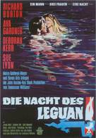 The Night of the Iguana - German Movie Poster (xs thumbnail)