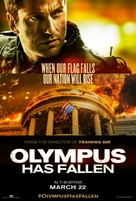 Olympus Has Fallen - Movie Poster (xs thumbnail)