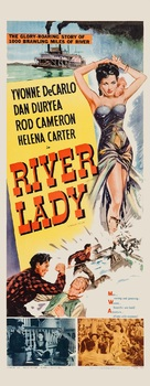 River Lady - Movie Poster (xs thumbnail)