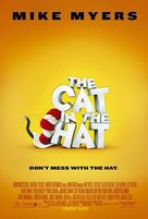 The Cat in the Hat - Movie Poster (xs thumbnail)