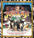 Jumanji - Blu-Ray cover (xs thumbnail)
