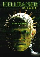 Hellraiser: Hellworld - German Movie Cover (xs thumbnail)