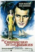 Twilight for the Gods - Spanish Movie Poster (xs thumbnail)