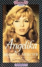 Angélique, marquise des anges - Finnish VHS cover (xs thumbnail)
