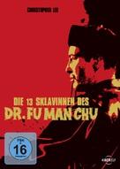 The Brides of Fu Manchu - German Movie Cover (xs thumbnail)