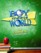 """Boy Meets World"" - Canadian DVD cover (xs thumbnail)"