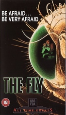 The Fly - British Movie Cover (xs thumbnail)