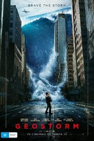 Geostorm - Australian Movie Poster (xs thumbnail)