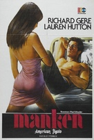 American Gigolo - Turkish Movie Poster (xs thumbnail)