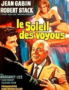 Le soleil des voyous - French Movie Poster (xs thumbnail)