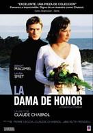Demoiselle d'honneur, La - Argentinian Movie Cover (xs thumbnail)
