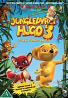 Jungledyret Hugo: Fræk, flabet og fri - Danish DVD cover (xs thumbnail)