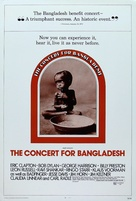The Concert for Bangladesh - Movie Poster (xs thumbnail)