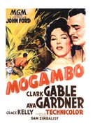 Mogambo - French Movie Poster (xs thumbnail)