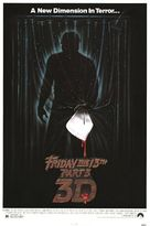 Friday the 13th Part III - Movie Poster (xs thumbnail)