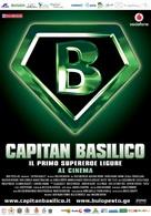 Capitan Basilico - Italian Movie Poster (xs thumbnail)