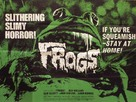 Frogs - British Movie Poster (xs thumbnail)