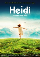 Heidi - German Movie Poster (xs thumbnail)
