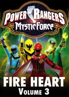"""""""Power Rangers Mystic Force"""" - Video release movie poster (xs thumbnail)"""