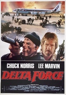 The Delta Force - Italian Movie Poster (xs thumbnail)
