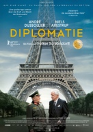Diplomatie - German Movie Poster (xs thumbnail)