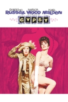 Gypsy - DVD cover (xs thumbnail)