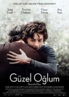Beautiful Boy - Turkish Movie Poster (xs thumbnail)