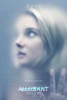 The Divergent Series: Allegiant - Movie Poster (xs thumbnail)