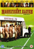 The Magnificent Eleven - British DVD cover (xs thumbnail)