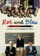 Il rosso e il blu - German Movie Poster (xs thumbnail)